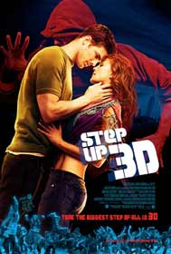 Step Up 3-D Poster