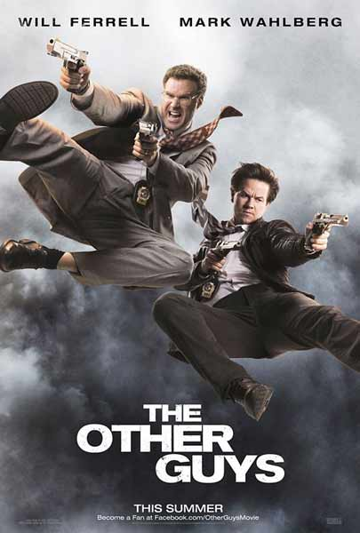 Other Guys, The (2010) - Movie Poster