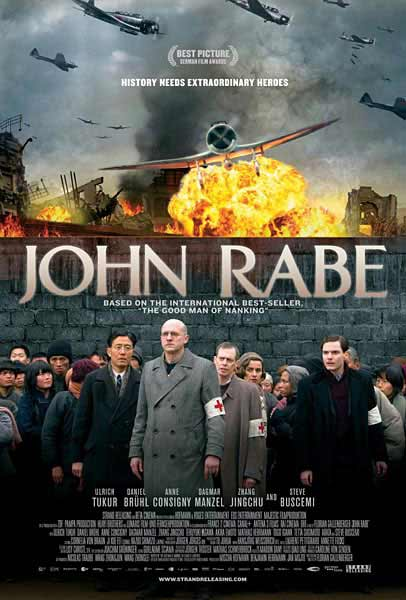 John Rabe (2009) - Movie Poster
