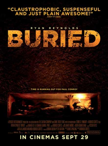 Buried (2010) - Movie Poster
