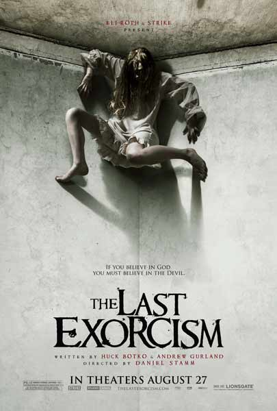 Last Exorcism, The (2010) - Movie Poster