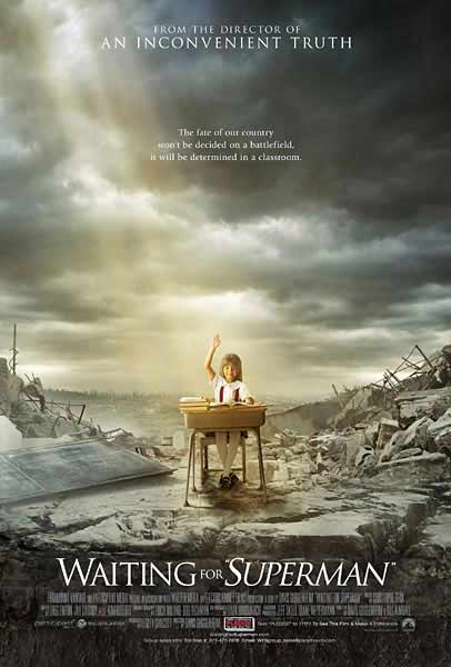 Waiting for Superman (2010) - Movie Poster