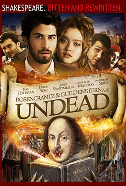 Rosencrantz and Guildenstern Are Undead (2009) - Movie Poster
