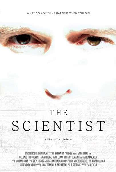 The Scientist (2010) - Movie Poster