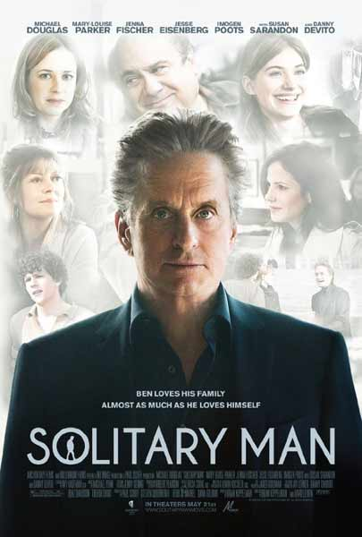 Solitary Man (2009) - Movie Poster