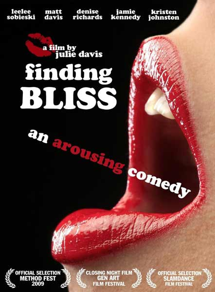 Finding Bliss (2009) - Movie Poster