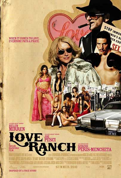 Love Ranch (2010) - Movie Poster
