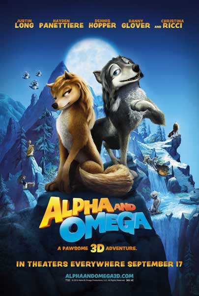 Alpha and Omega (2010) - Movie Poster