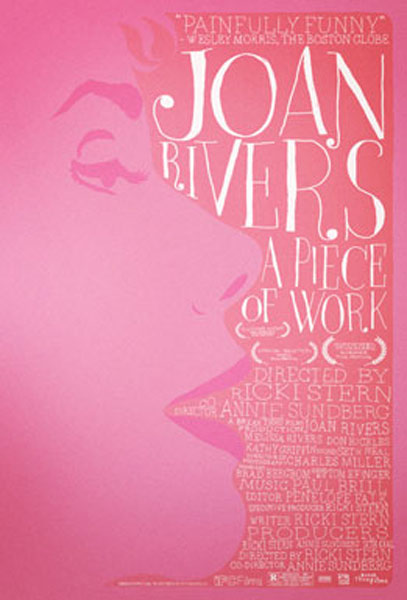 Joan Rivers: A Piece of Work (2010) - Movie Poster