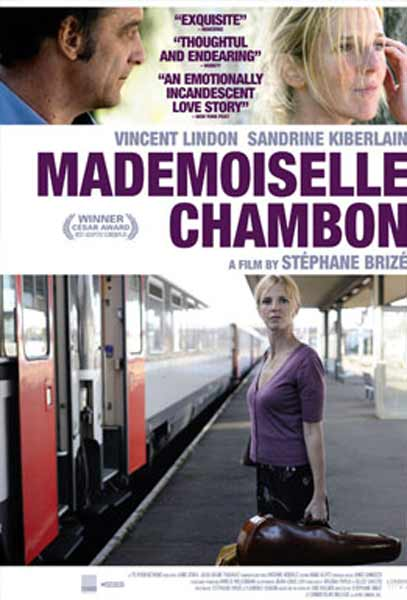 Mademoiselle Chambon (2009) - Movie Poster