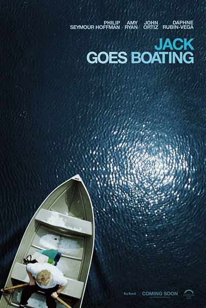 Jack Goes Boating (2010) - Movie Poster