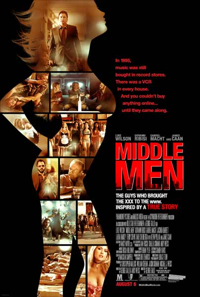 Middle Men (2009) - Movie Poster