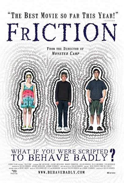 Friction (2009) - Movie Poster