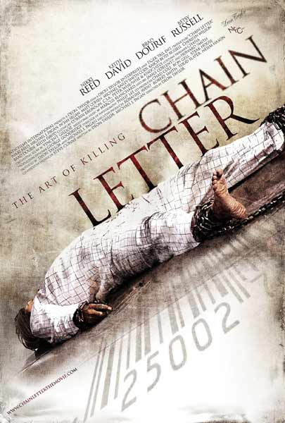 Chain Letter (2010) - Movie Poster