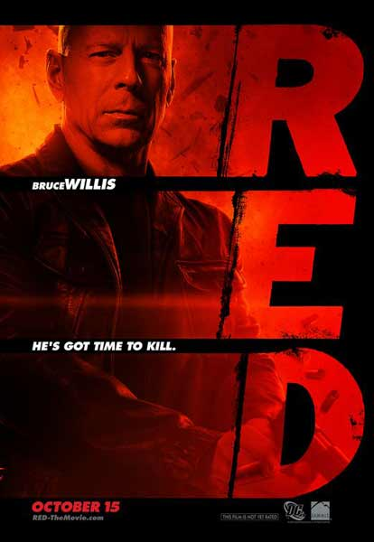 Red (2010) - Movie Poster