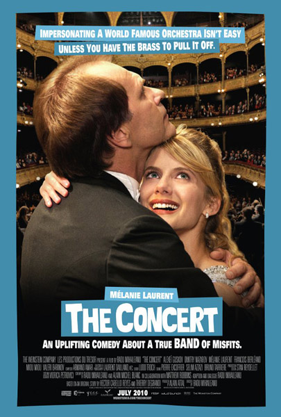 The Concert (2009) - Movie Poster
