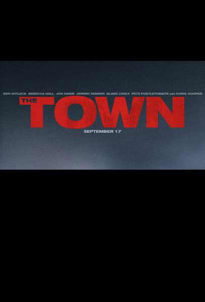 The Town (2010) - Movie Poster