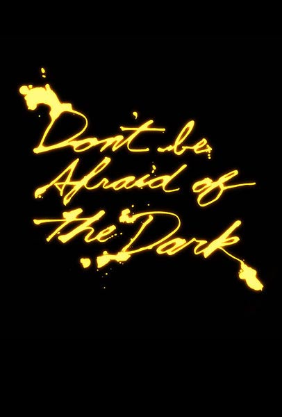 Don\'t Be Afraid of the Dark (2011) - Movie Poster