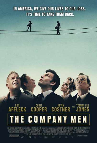 The Company Men (2010) - Movie Poster