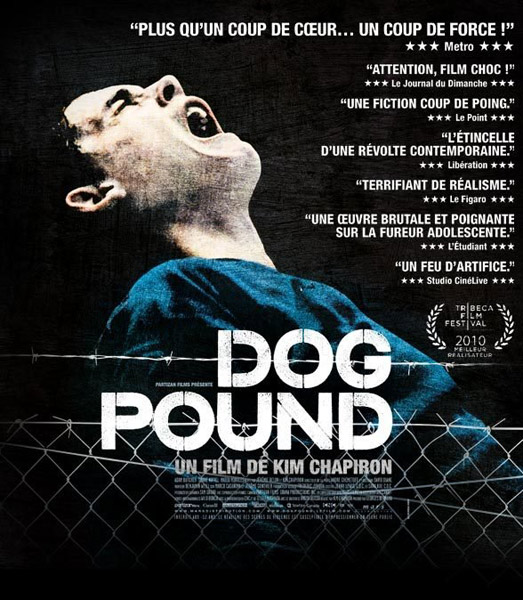 Dog Pound (2010) - Movie Poster
