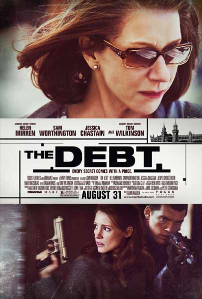 Debt, The (2010) - Movie Poster