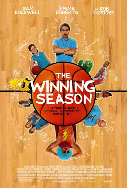 The Winning Season (2009) - Movie Poster
