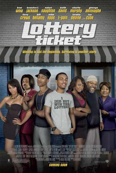 Lottery Ticket (2010) - Movie Poster