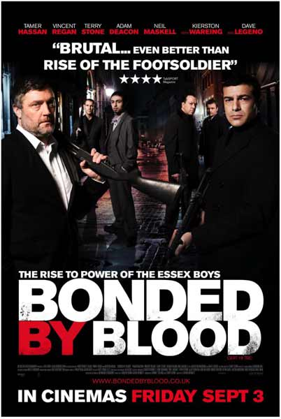 Bonded by Blood (2010) - Movie Poster