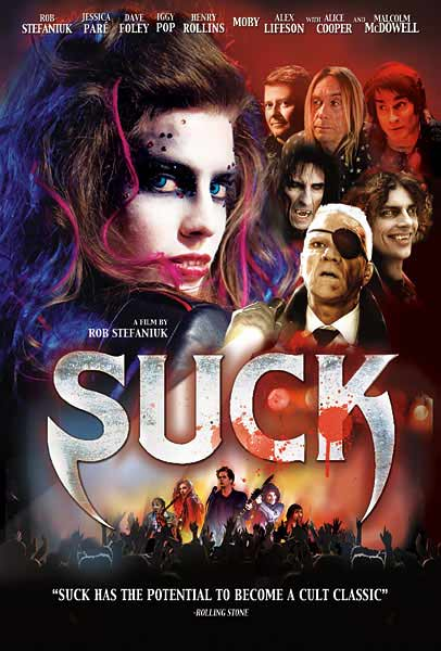 Suck (2009) - Movie Poster