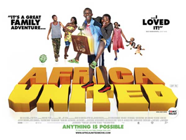 Africa United (2010) - Movie Poster