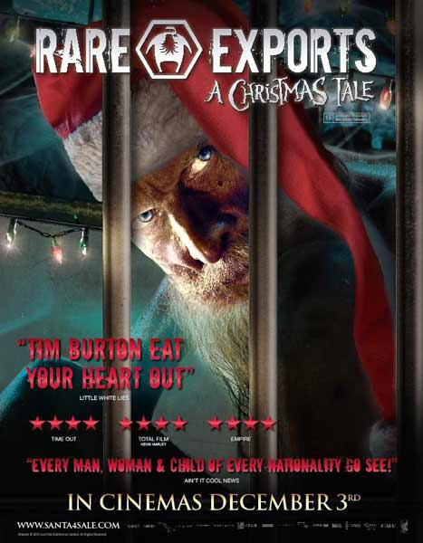 Rare Exports: A Christmas Tale (2010) - Movie Poster