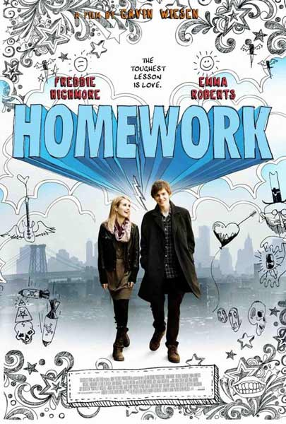 Homework (2010) - Movie Poster