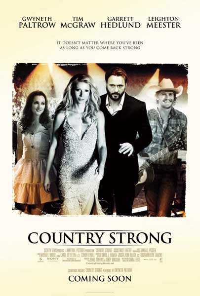 Country Strong (2010) - Movie Poster
