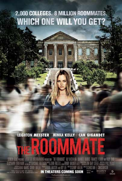 Roommate, The (2011) - Movie Poster