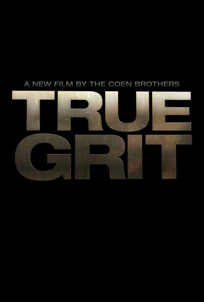 True Grit (2010) - Movie Poster