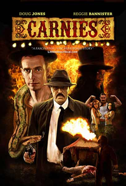 Carnies (2010) - Movie Poster
