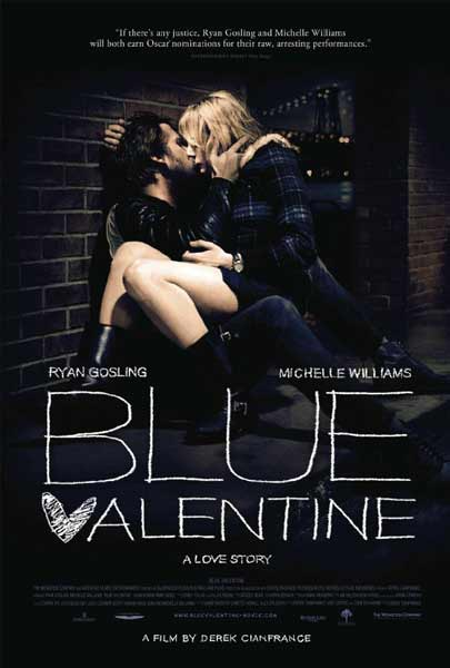 Blue Valentine (2010) - Movie Poster