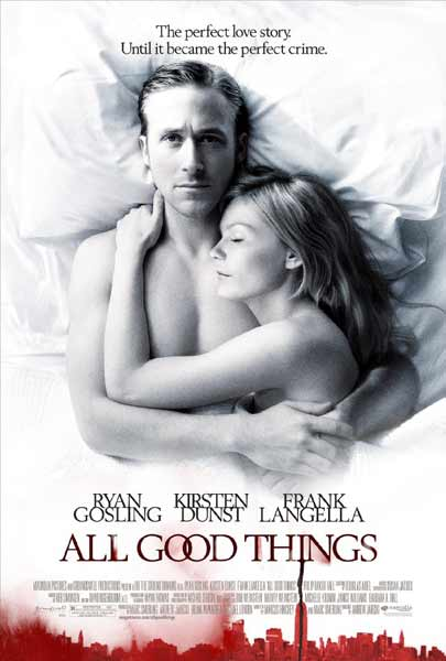 All Good Things (2010) - Movie Poster