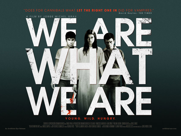 We Are What We Are (2010) - Movie Poster