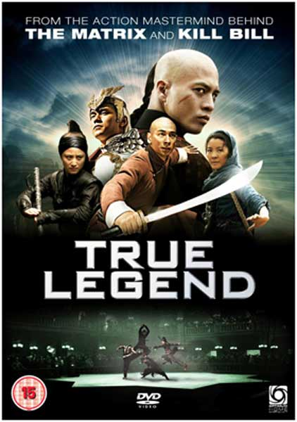 True Legend (2010) - Movie Poster