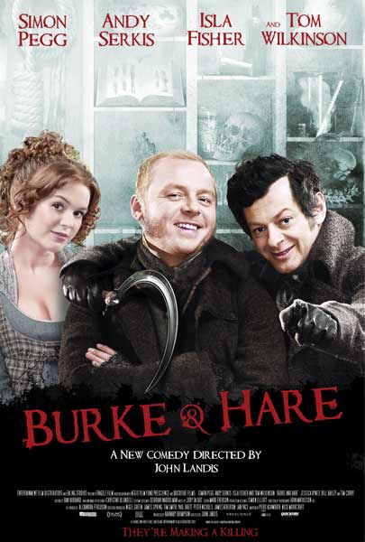 Burke and Hare (2010) - Movie Poster