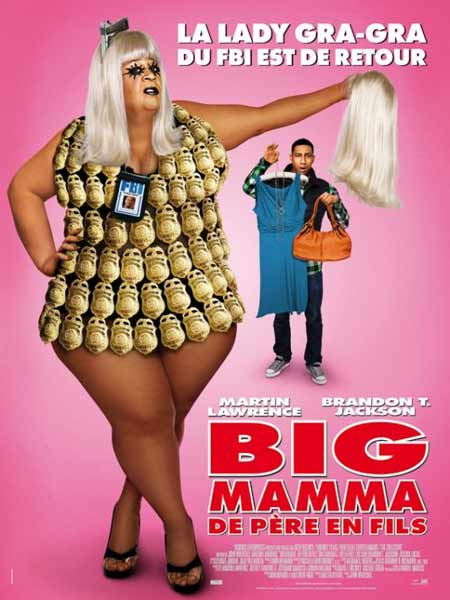 Big Mommas: Like Father, Like Son (2011) - Movie Poster