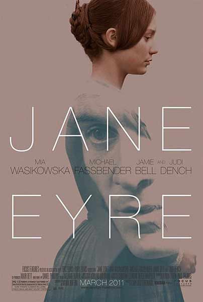 Jane Eyre (2011) - Movie Poster