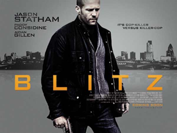 Blitz (2011) - Movie Poster