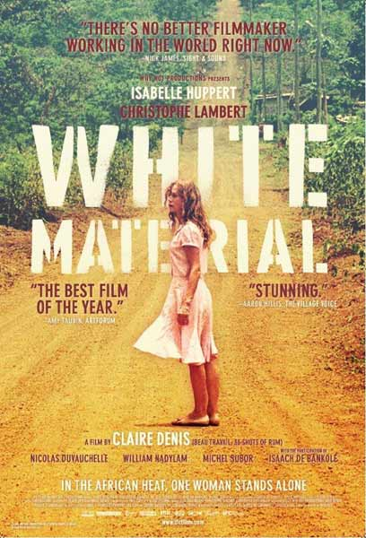 White Material (2009) - Movie Poster