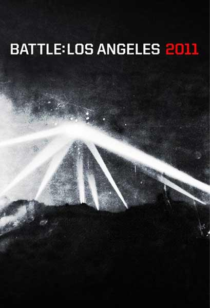 Battle: Los Angeles (2011) - Movie Poster