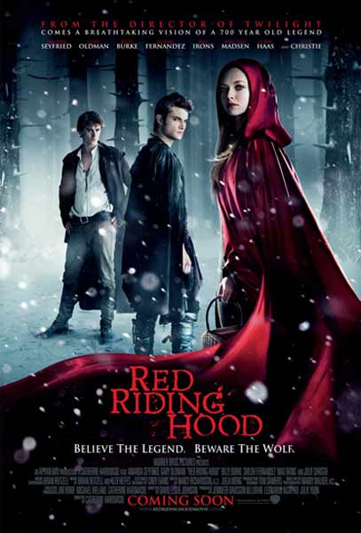 Red Riding Hood (2011) - Movie Poster