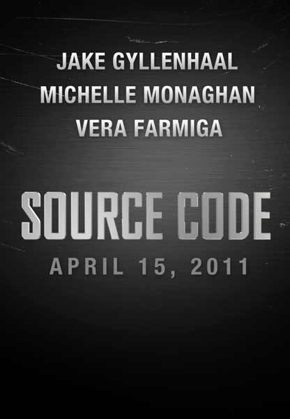 Source Code (2011) - Movie Poster