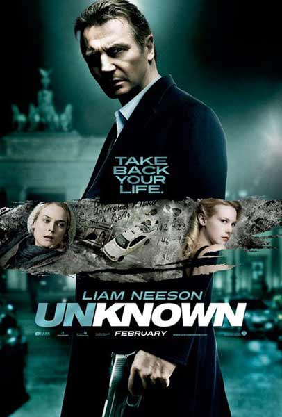 Unknown (2011) - Movie Poster