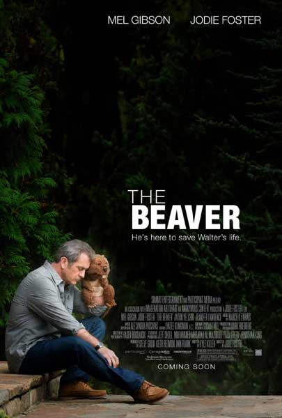 The Beaver (2011) - Movie Poster